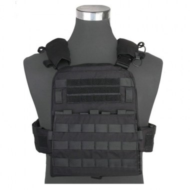 Emerson - CP Style Adaptive Vest - Heavy Version - Black