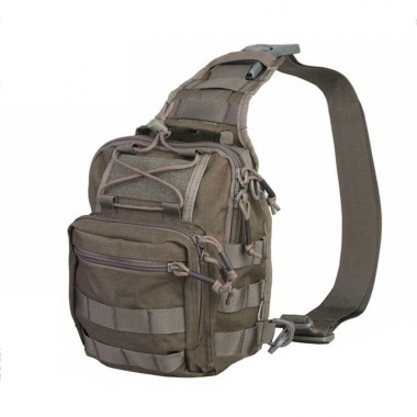 Emerson - Tactical Outdoor Rambler Chestbag - Foliage Green
