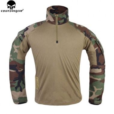 Emerson - G3 Combat Shirt - Woodland