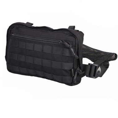 Emerson - Chest Recon Bag - Black