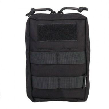 Emerson - 18*12.5*7cm Utility Pouch 500D - Black