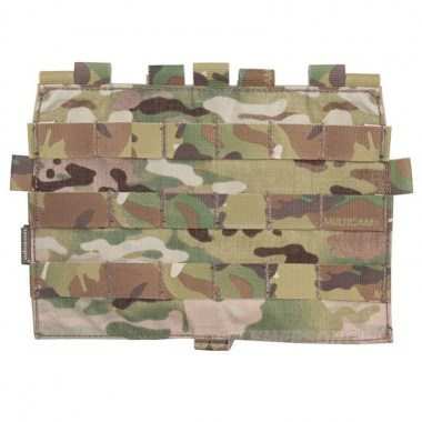 Emerson - MOLLE Panel For AVS JPC2.0 VEST - Multicam