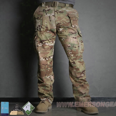 Emerson - All-weather Outdoor Tactical Pants - Multicam
