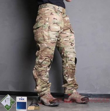 Emerson - Blue Label G2 Tactical Pants - Multicam