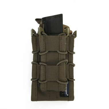 Emerson - Blue Label Dual Decker Magazine Pouch - Ranger Green