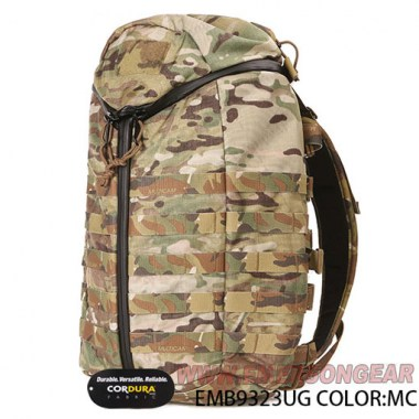 Emerson - Y ZIP City Assault Pack (UPGRADED) - Multicam