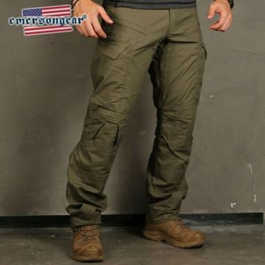 Emerson - E4 Tactical Pants - Ranger Green