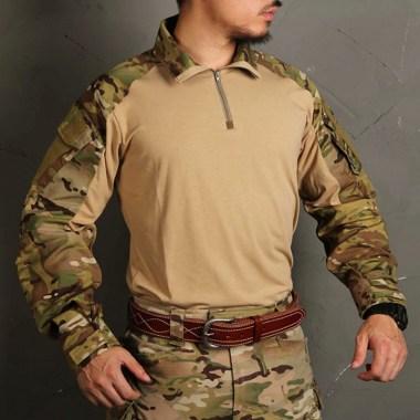 Emerson - Blue Label Upgraded version G3 Combat Shirt - Multicam