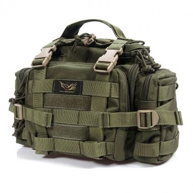 Flyye - Super Magic Waist Bag - Ranger Green
