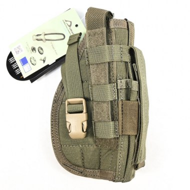 Flyye - Right Handed Pistol Holster - Ranger Green