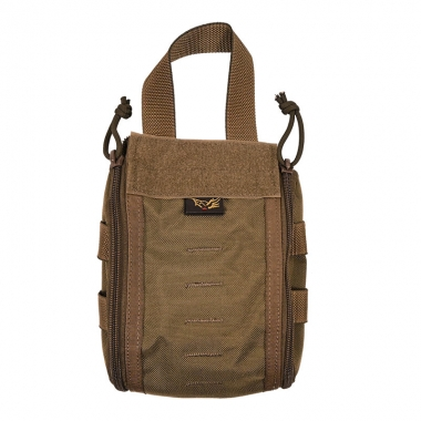 Flyye - Tactical Trauma Kit Pouch - Coyote Brown