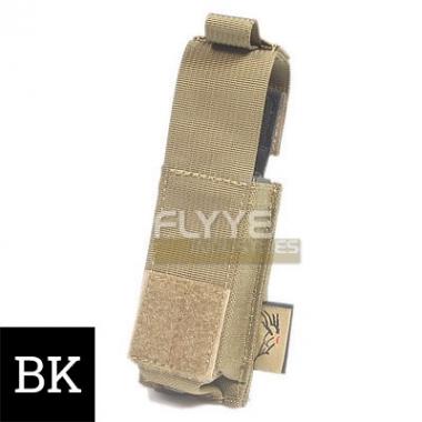 Flyye - MOLLE 9mm Pistol Magazine Pouch Ver.HP - Black