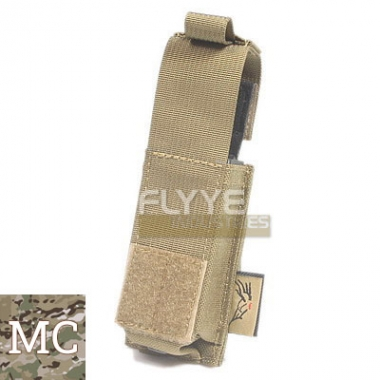 Flyye - MOLLE 9mm Pistol Magazine Pouch Ver.HP - Multicam
