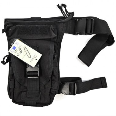 Flyye - Tactical Leg Pouch - Black