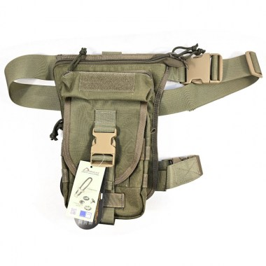Flyye - Tactical Leg Pouch - Ranger Green