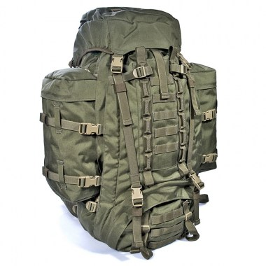 Flyye - SPEC-OPS 60-100L Shuttle Backpack - Olive Green