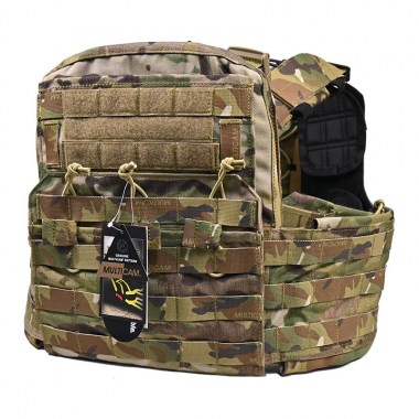 Flyye - Field Compact Plate Carrier Multicam Deluxe Edition