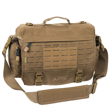 Direct Action - MESSENGER BAG MK II - Cordura - Coyote Brown