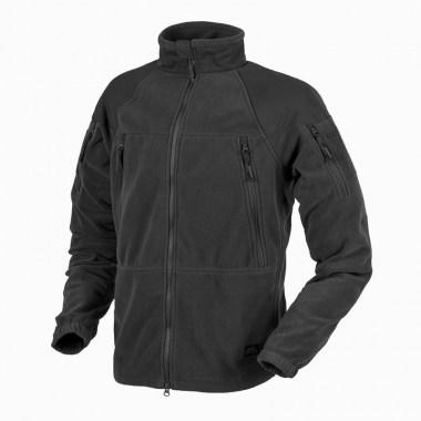 Helikon-Tex - STRATUS Jacket - Heavy Fleece - Black