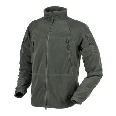 Helikon-Tex - STRATUS Jacket - Heavy Fleece - Taiga Green