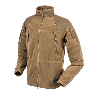 Helikon-Tex - STRATUS Jacket - Heavy Fleece - Coyote