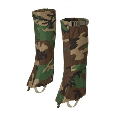 Helikon-Tex - Snowfall Long Gaiters - Cordura - US Woodland
