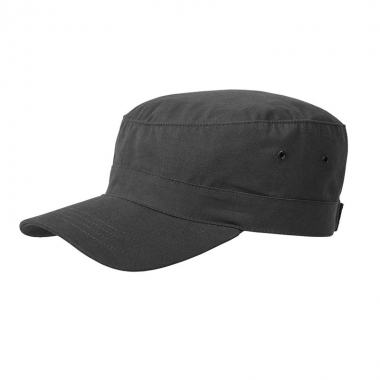 Helikon-Tex - COMBAT Cap - PolyCotton Ripstop - Black