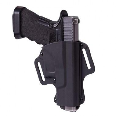 Helikon-Tex - OWB Holster for Glock 19 - Military Grade Polymer - Black