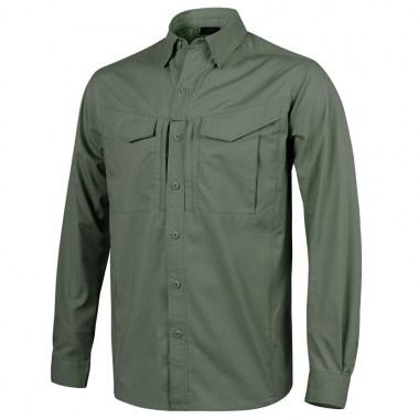 Helikon-Tex - DEFENDER Mk2 Shirt long sleeve - Olive Green