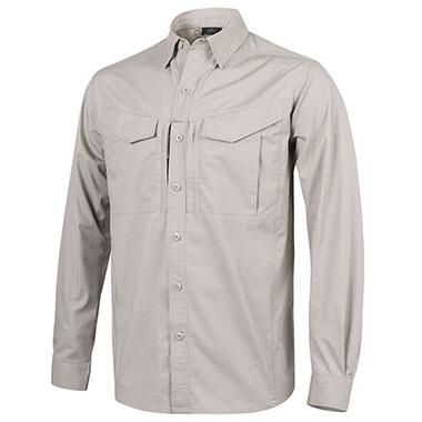 Helikon-Tex - DEFENDER Mk2 Shirt long sleeve - Khaki