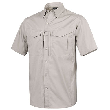 Helikon-Tex - DEFENDER Mk2 Shirt short sleeve - Khaki