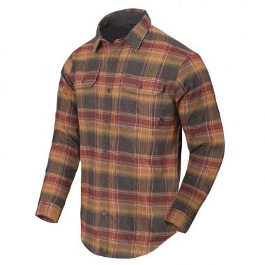 Helikon-Tex - GreyMan Shirt - Amber Plaid