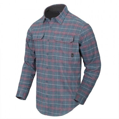 Helikon-Tex - GreyMan Shirt - Graphite Plaid
