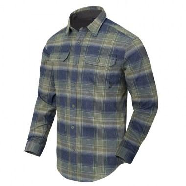 Helikon-Tex - GreyMan Shirt - Blast Blue Plaid