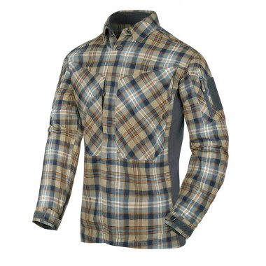 Helikon-Tex - MBDU Flannel Shirt - Ginger Plaid