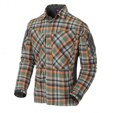 Helikon-Tex - MBDU Flannel Shirt - Timber Olive Plaid
