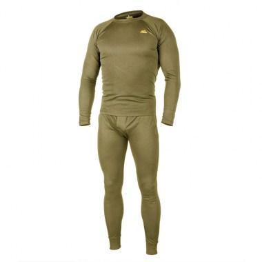 Helikon-Tex - Underwear (full set) US LVL 1 - Olive Green