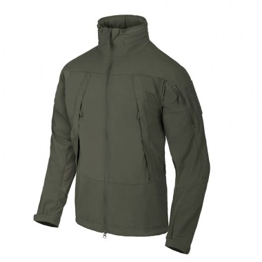 Helikon-Tex - BLIZZARD Jacket - StormStretch - Taiga Green