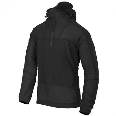 Helikon-Tex - WINDRUNNER Windshirt - WindPack Nylon - Black