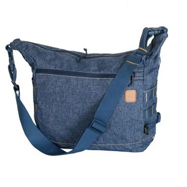 Helikon-Tex - BUSHCRAFT SATCHEL Bag - Cordura - Melange Blue