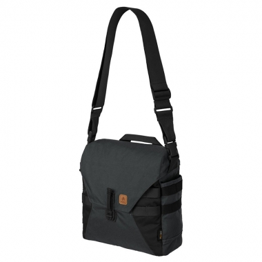 Helikon-Tex - Bushcraft Haversack Bag - Cordura - Shadow Grey / Black B