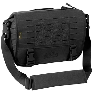 Direct Action - SMALL MESSENGER BAG - Cordura - Black