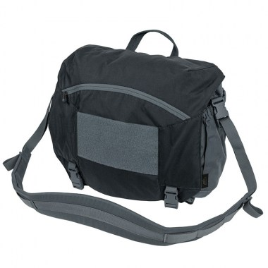 Helikon-Tex - URBAN COURIER BAG Large - Cordura - Black / Shadow Grey A