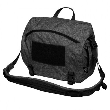 Helikon-Tex - URBAN COURIER BAG Large - Nylon - Melange Black-Grey