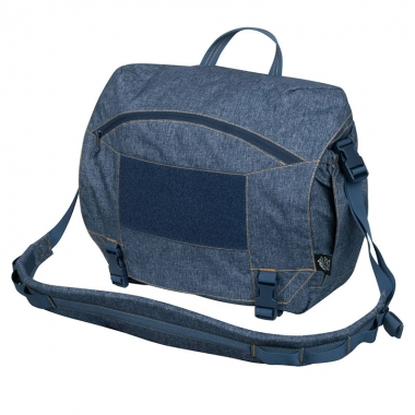 Helikon-Tex - URBAN COURIER BAG Large - Nylon - Melange Blue