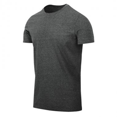 Helikon-Tex - T-Shirt Slim - Melange Black-Grey