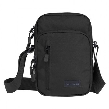 Pentagon - Kleos Messenger Bag - Black