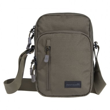 Pentagon - Kleos Messenger Bag - Olive
