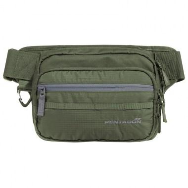 Pentagon - Runner Concealment Pouch - Olive