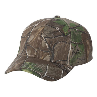 Kati - Licensed Camouflage Cap - Realtree Xtra Green